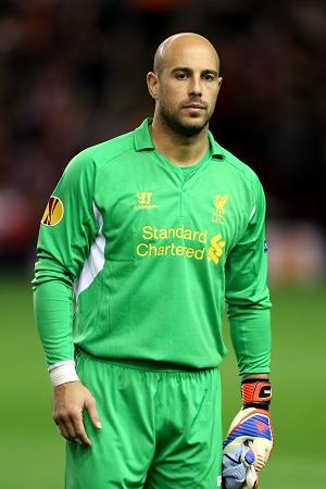Arsenal are poised to swoop for Liverpool keeper Pepe Reina in January — and Kop boss Brendan Rodgers would let him go.