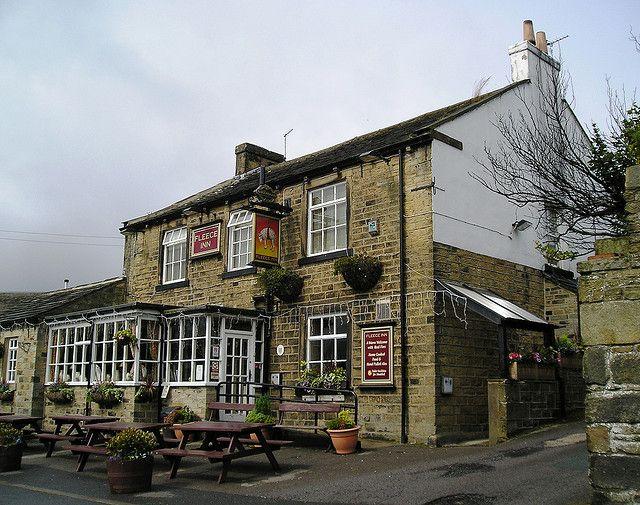 Fleece Inn. Holme, Holmfirth. | Flickr - Photo Sharing!