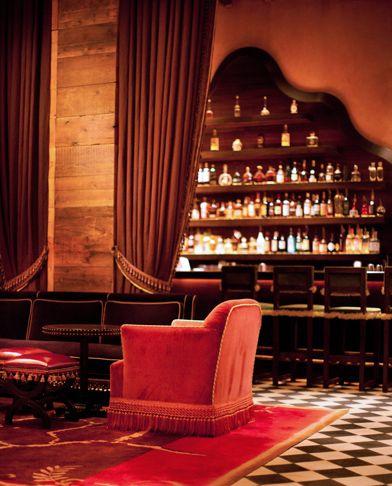 Gramercy Hotel Bar