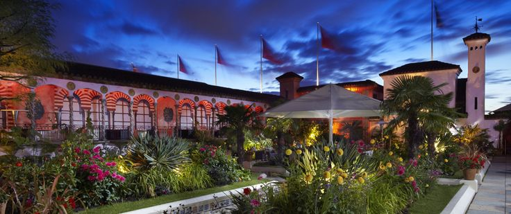 Place of wicked parties in a spectacular roof garden, with a hint of Arabic and Spanish feeling added to the style of the garden. Roof Gardens, 99 Kensington High Street, London, W8 5SA T: +44 (0)207 368 3971
