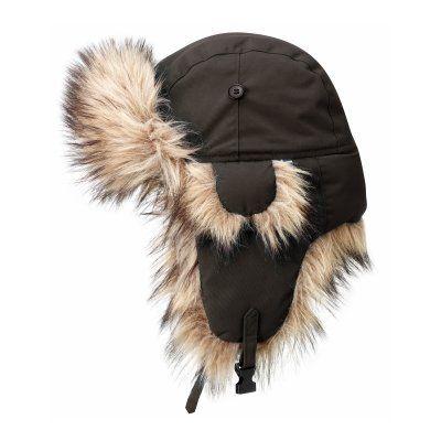 Gegen kalte Ohren gibt's bei uns die Fjällräven Nordic Heater Fliegermütze @ #Fjällräven #Mütze #Nordic #Heater #black #brown (Größe: M) - #kopfwrk - Der Stylefinder rund um den Kopf