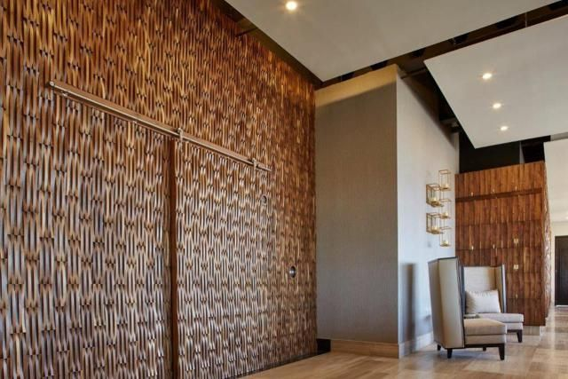 Hugedomains Com Duchateau Wood Wall Covering Stone Tiles