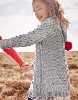 Girls Knitwear, Kids Jumpers & Childrens Cardigans | Mini Boden UK | Boden