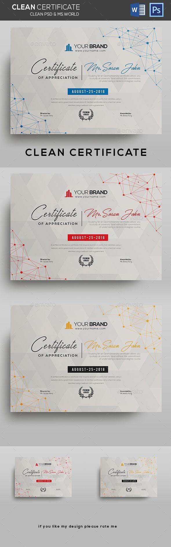 186 best certificate templates designs images on pinterest certificate xflitez Gallery