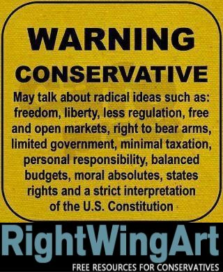 Warning: Conservative!