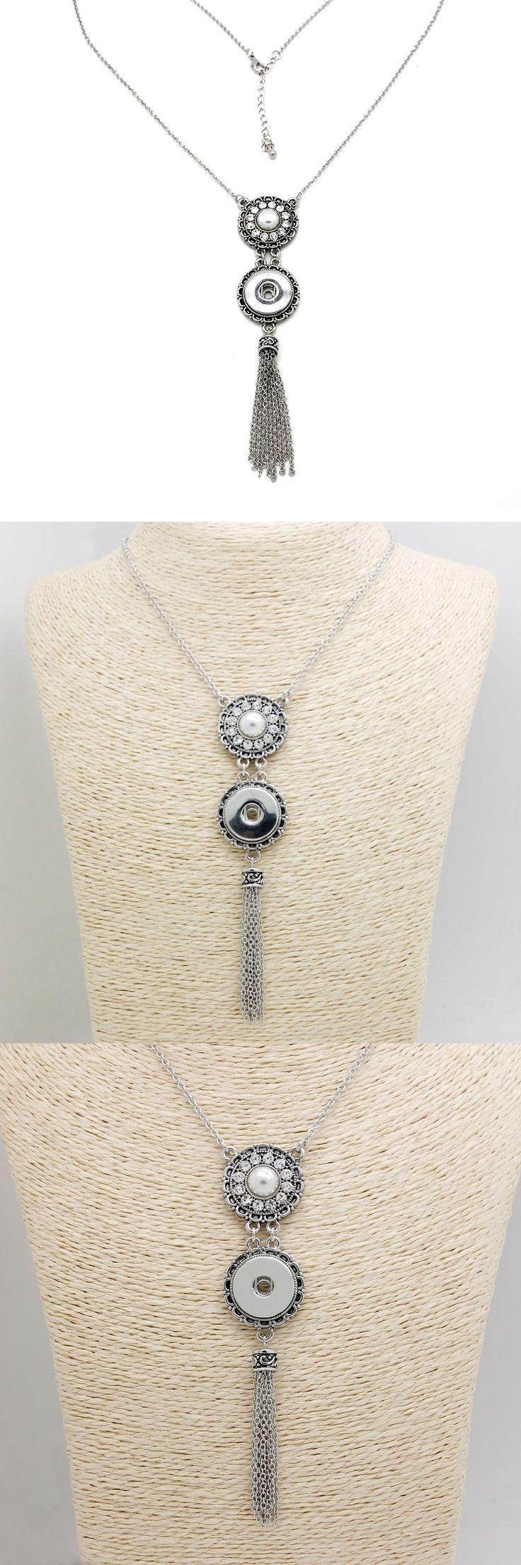 best 25+ diy necklace buttons ideas on pinterest   diy necklaces