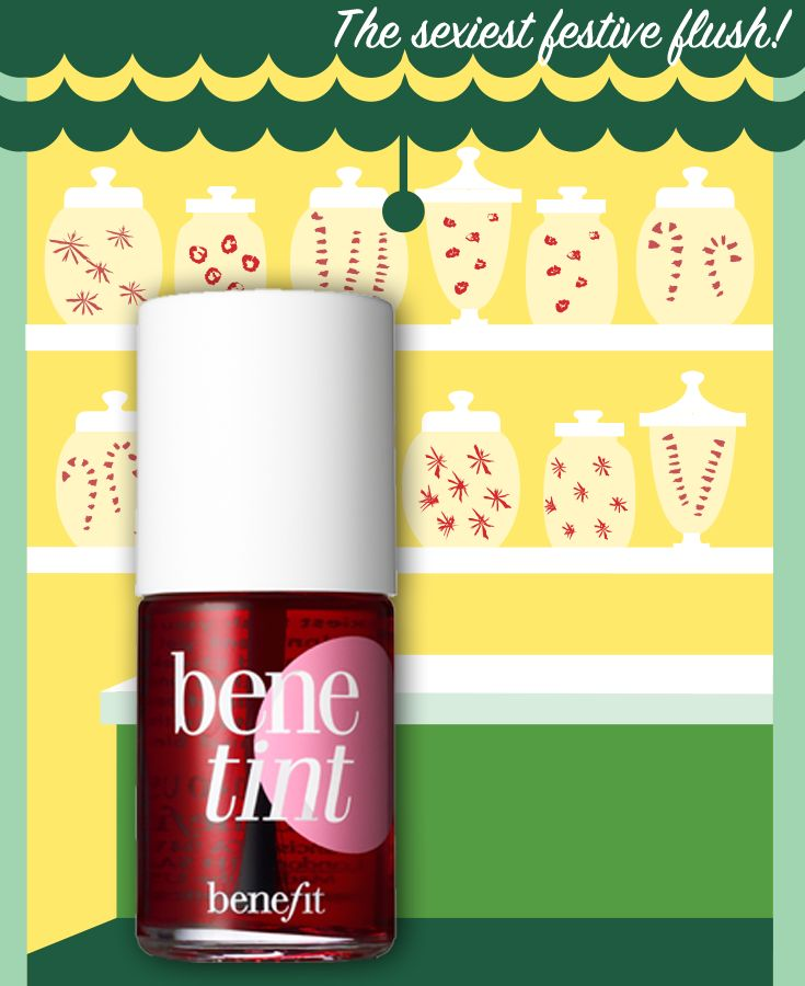 Repin to win a benetint & post to Twitter with #benesweetshoppe on 11th Dec
