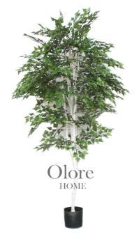 Artificial Silver Birch Tree 7ft - Artificial Tree