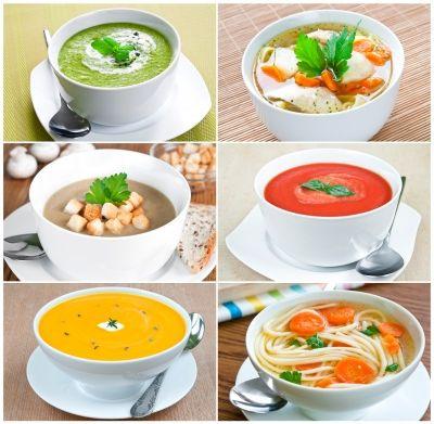 Recettes minceur : les soupes brûle-graisses