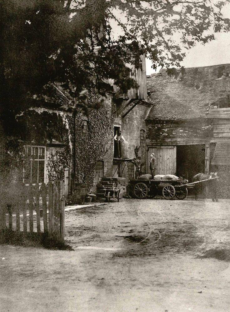 Sarehole Mill Birmingham Warwickshire England. Still there now.