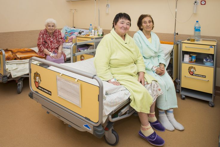 Nowe łóżka dla seniorów zakupione przez WOŚP trafiły już do wszystkich oddziałów geriatrycznych w Polsce oraz do kilkudziesięciu Zakładów Opiekuńczo-Leczniczych.
