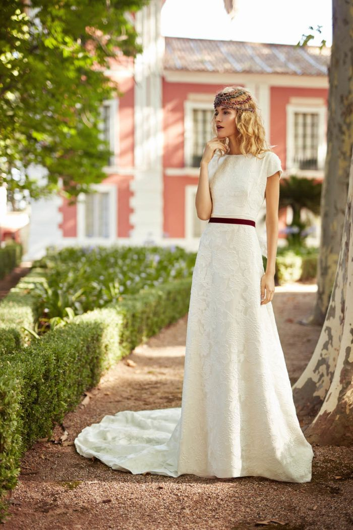 vestidos de novia matilde cano   vestidos boda   pinterest