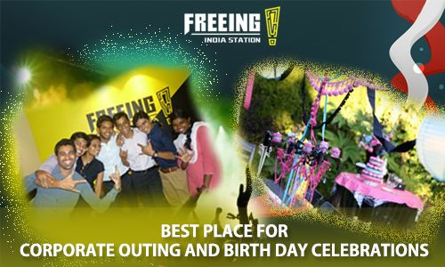 Freeing India is one of the best fun places in Chennai. Chennai's first real escape game with five themed rooms at Freeing India. Enjoy your party celebrations with your friends and family members at india's best fun places in Chennai