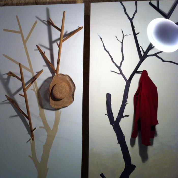 Coat tree.  Humble Abode  Pinterest