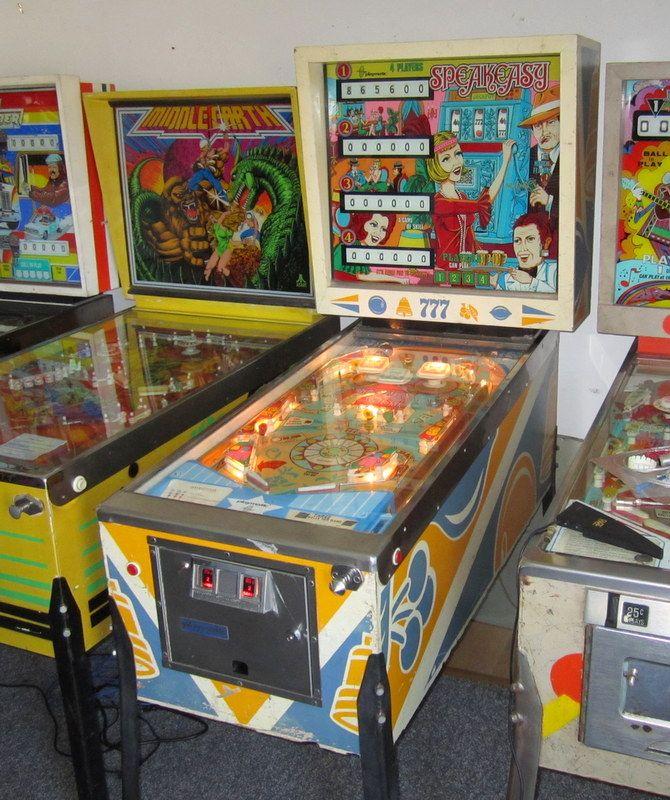 pinball slot machine