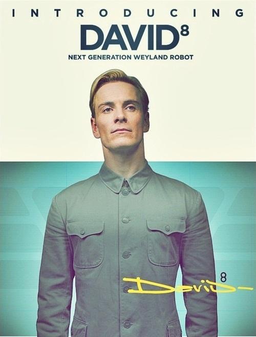 the new David (Fassbender)