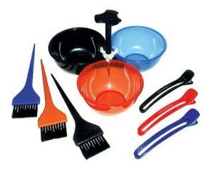 Hair Art Tint Bowl System (12 Piece Set) by Hair Art. $13.19