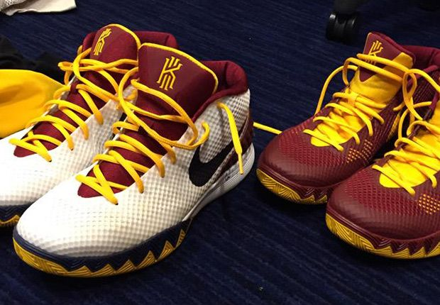 A Look At Kyrie Irving's Nike Kyrie 1 PEs For The Playoffs - SneakerNews.com