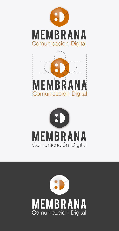 Logotipo: MEMBRANA Comunicación Digital