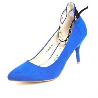 Escarpins  - Bleu roi http://www.jumia.ma/Escarpins----Bleu-roi-54743.html