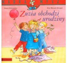 """Książka """"Zuzia obchodzi urodziny"""" wydawnictwo Media Rodzina"""