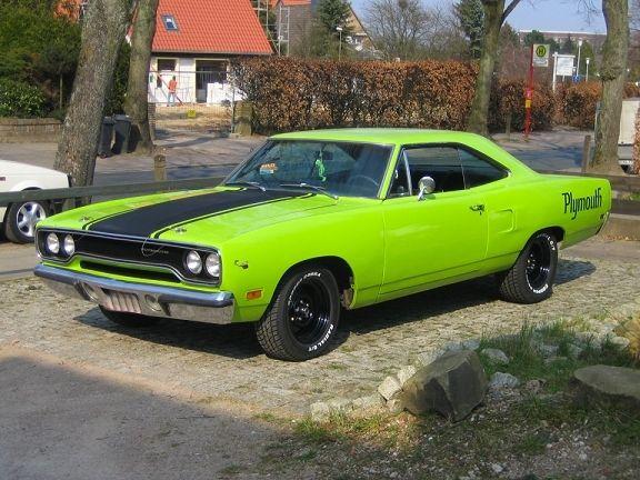 Plymouth Roadrunner '70