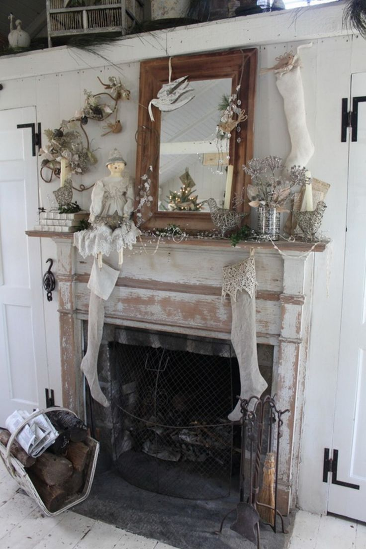 1038 best christmas mantels images on pinterest christmas