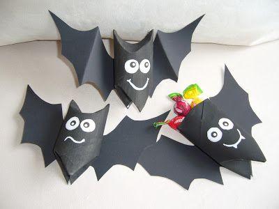 Ideenreise: Bastelidee für Halloween