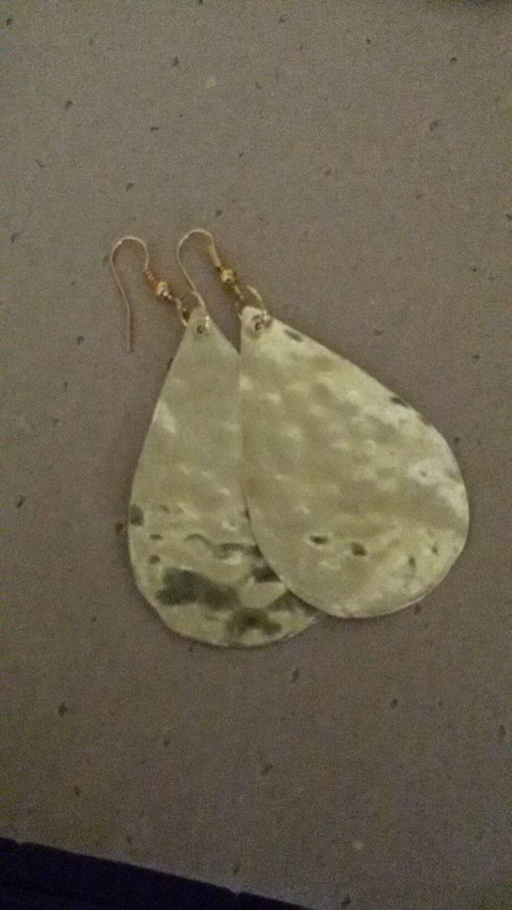 Drops earrings #handmade