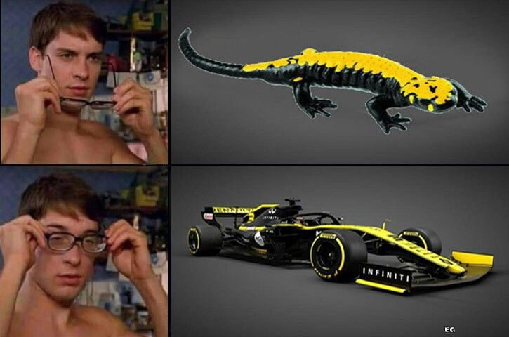 Renault F1 2019 Livery With Images Racing Formula 1 Motorsport