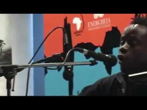 Un mio concerto a Matera. Il brano si chiama Tata Nzambe. Buon ascolto!!!