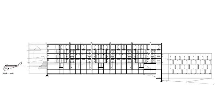 Salgueiros Social Housing_Section