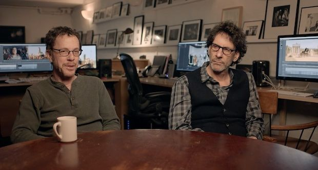 Joel and Ethan Coen Discuss How Their Editing has Evolved Over Thirty Years | Filmmaker Magazine