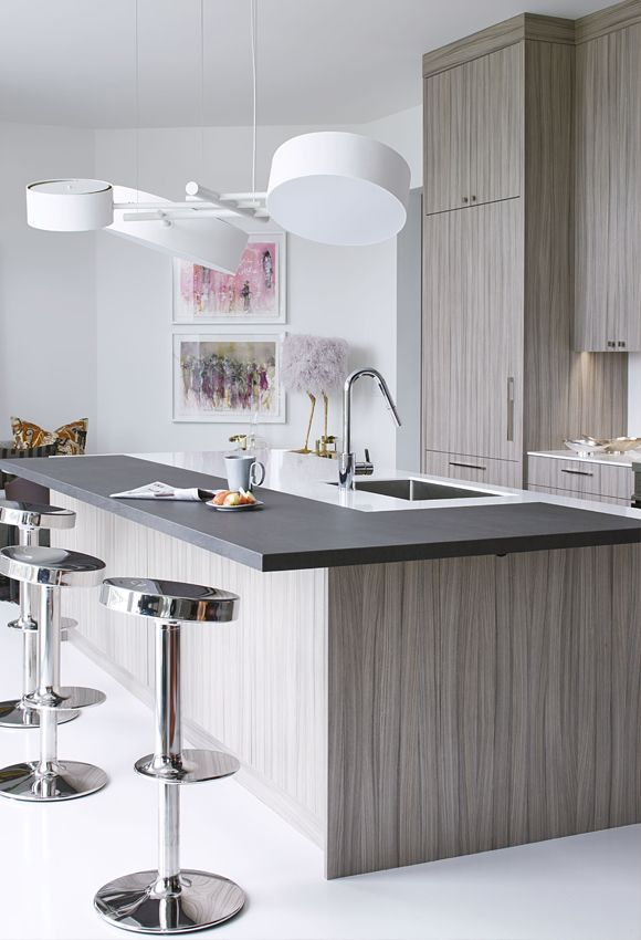 Contemporary Kitchen Design By Musso Group