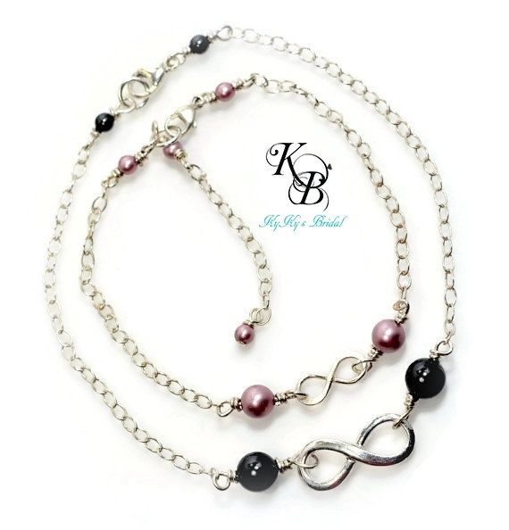 Mother Daughter Bracelet Set Of The Bride Jewelry Mommy And Me