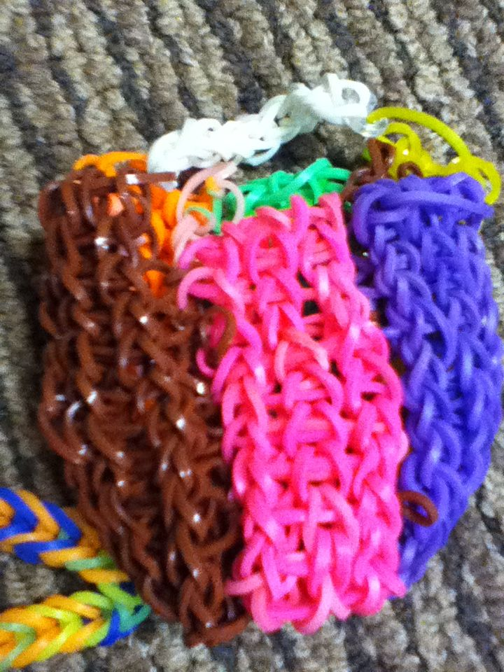Rainbow Loom Mini Purse Rainbow loom mini bagRainbow Loom Mini Purse Craft Life