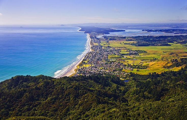 Waihi Beach, see more at New Zealand Journeys app for iPad www.gopix.co.nz