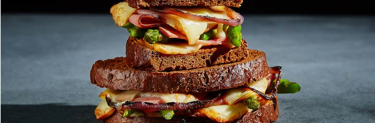 Recipes | Smoked Grilled Cheese | SAPUTO Cheeses from Canada