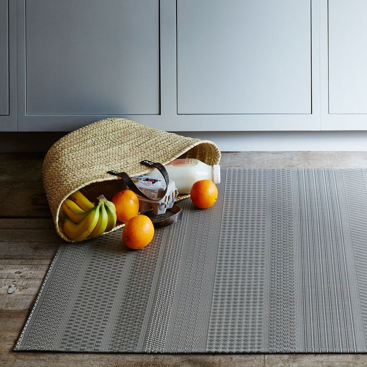 Mixed Weave Kitchen & Home Mat on Food52