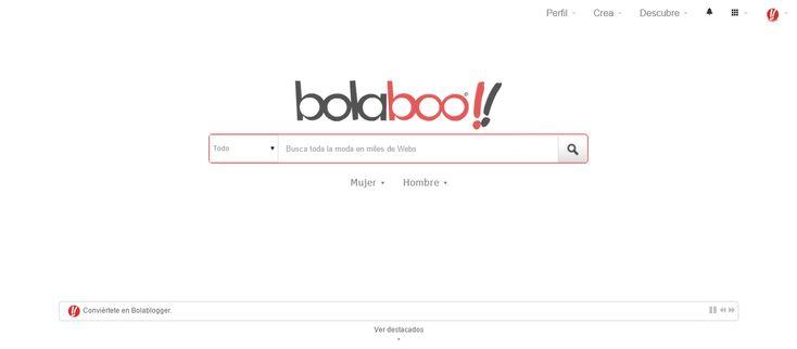 Bolaboo, el google de la moda, cientos de miles de  prendas, zapatos y complementos en un mismo buscador