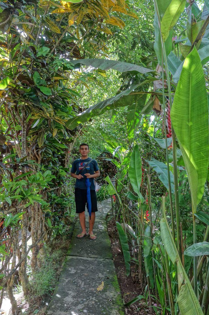 At Sari Organic front entrance