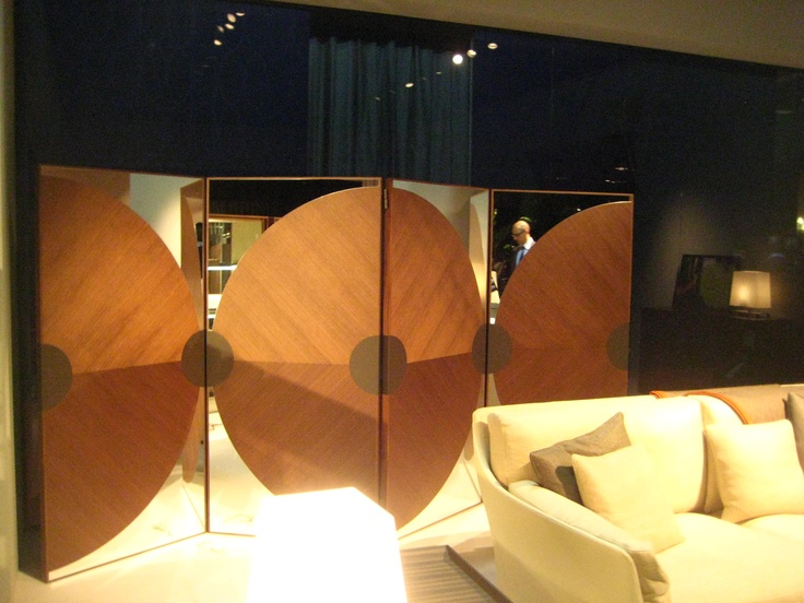 The Studio Harrods visits Milan Furniture Fair - Ivano Redaelli