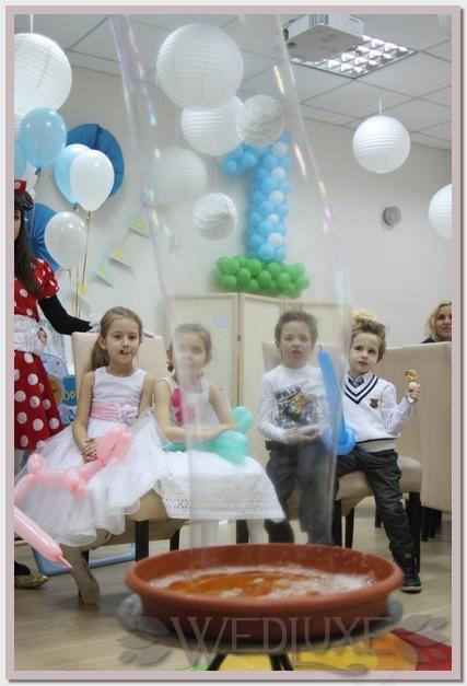 Свадебное агентство Wedluxe  Организация свадеб   Декор событий - День рождения Доминика