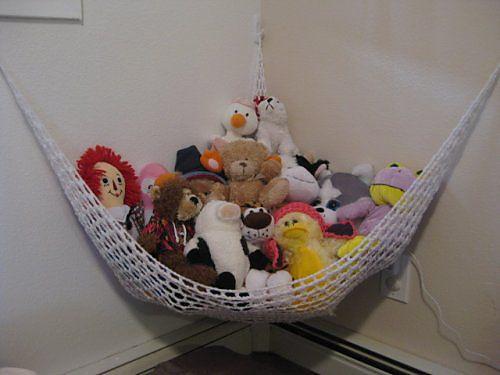 ravelry toy storage hammock pattern by dvortygirl free crochet toy hammock patterns. Black Bedroom Furniture Sets. Home Design Ideas