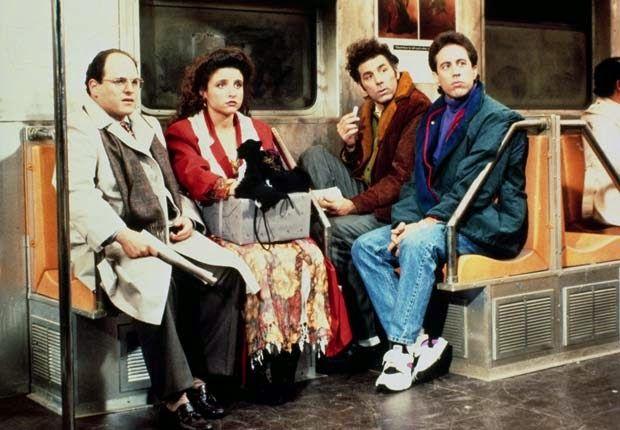 Blogul Dianei: Serialul TV Seinfeld, obiect de studiu pentru psih...