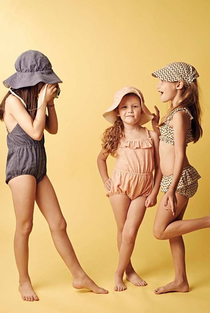 Pretty swimsuits at Anais and I for girls swimwear summer 2015
