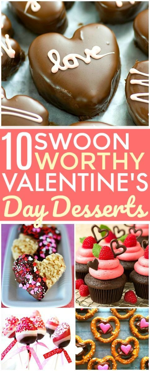 10 Creative and Easy Valentine's Day Desserts