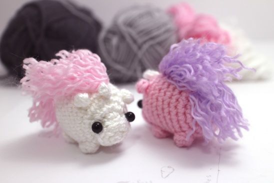 Unicorn Amigurumi Yarn Yard : Fat unicorn amigurumi pattern Supply Patterns ...