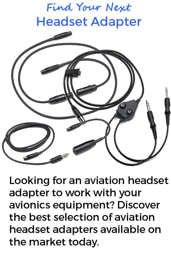 156 besten Aviation Headset Adapters Bilder auf Pinterest