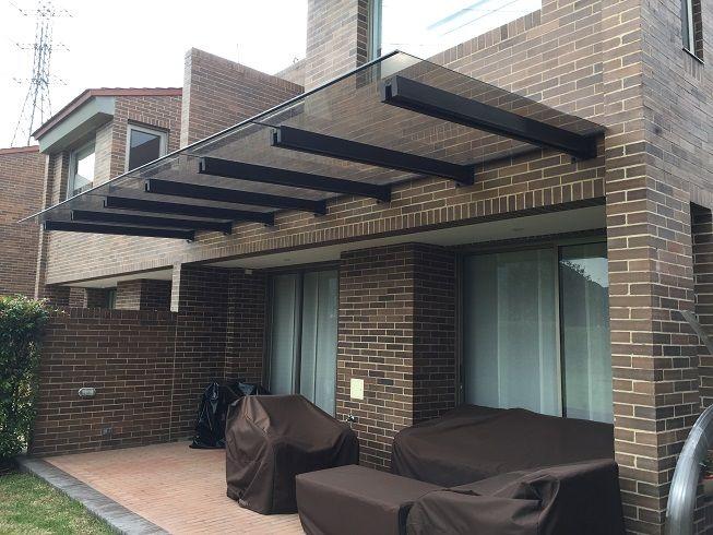 Las 25 mejores ideas sobre pergolas metalicas en - Estructuras para terrazas ...